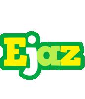 Ejaz soccer logo