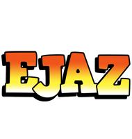 Ejaz sunset logo