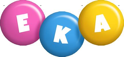 Eka candy logo
