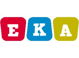 Eka daycare logo