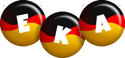 Eka german logo