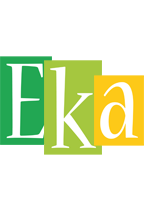 Eka lemonade logo