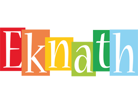 Eknath colors logo