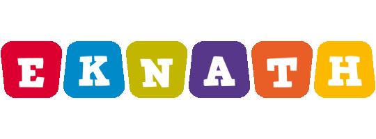 Eknath daycare logo