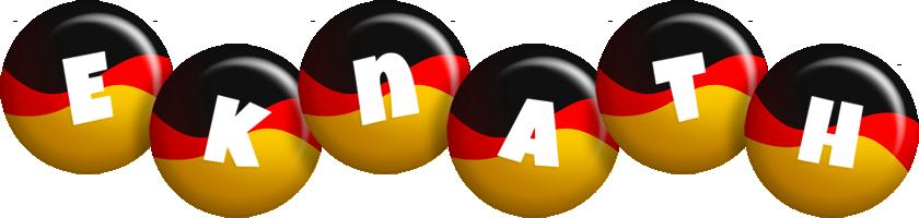 Eknath german logo