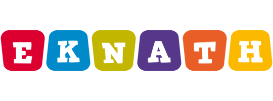 Eknath kiddo logo