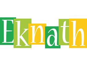 Eknath lemonade logo