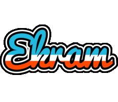 Ekram america logo