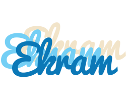 Ekram breeze logo