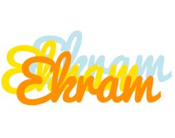 Ekram energy logo
