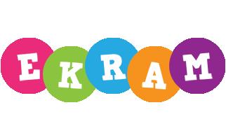 Ekram friends logo