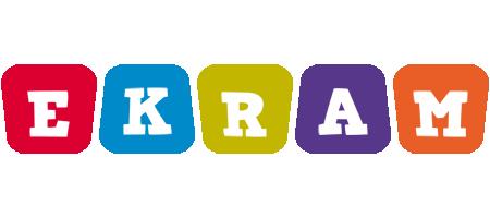 Ekram kiddo logo