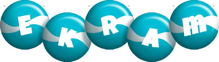 Ekram messi logo