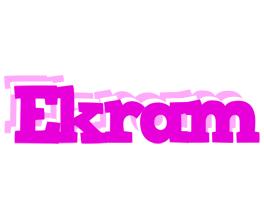 Ekram rumba logo