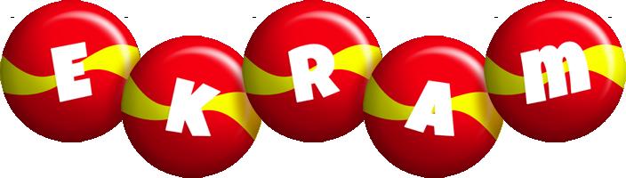 Ekram spain logo