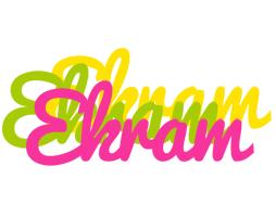 Ekram sweets logo