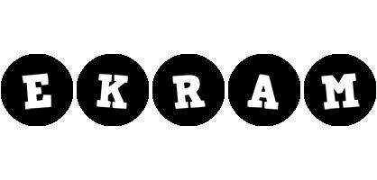 Ekram tools logo