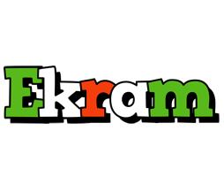 Ekram venezia logo