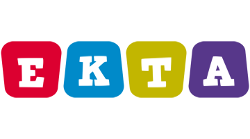 Ekta kiddo logo