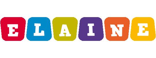 Elaine kiddo logo