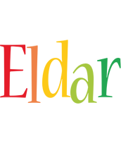 Eldar birthday logo