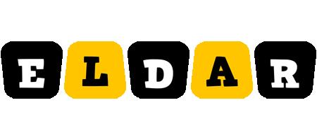 Eldar boots logo