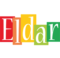 Eldar colors logo