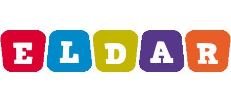 Eldar daycare logo