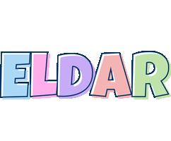 Eldar pastel logo