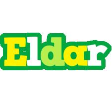Eldar soccer logo