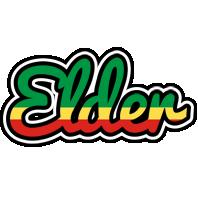 Elder african logo