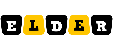 Elder boots logo