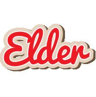 Elder chocolate logo