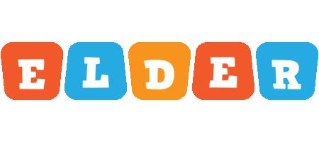 Elder comics logo