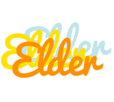 Elder energy logo