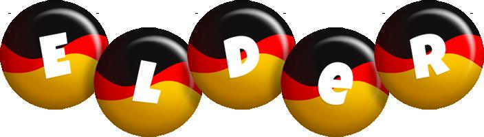 Elder german logo