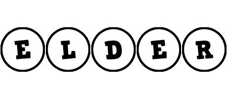 Elder handy logo