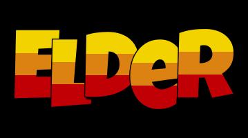 Elder jungle logo