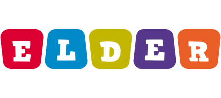 Elder kiddo logo
