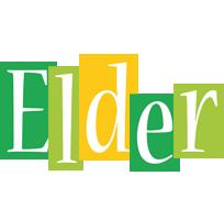 Elder lemonade logo