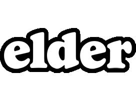 Elder panda logo