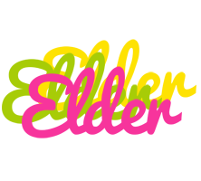 Elder sweets logo