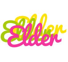 Elder sweets logo