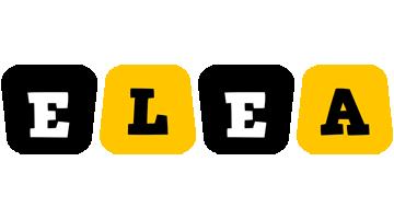 Elea boots logo