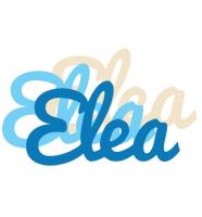 Elea breeze logo