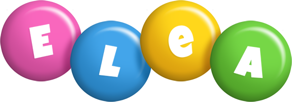 Elea candy logo