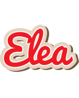 Elea chocolate logo