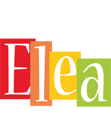 Elea colors logo
