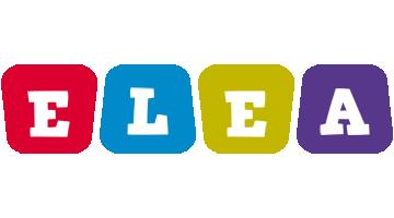 Elea daycare logo