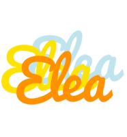 Elea energy logo